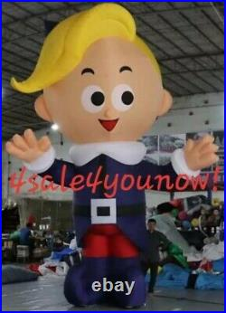 32' Foot Christmas Inflatable Hermie The Dentist Rudolph Custom Made New