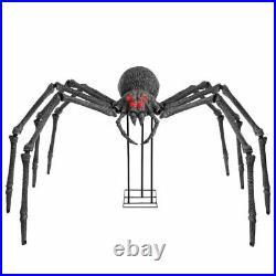 5.5 ft. Tall Gargantuan Spider Halloween Decoration SHIPS FAST