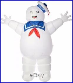 8-FT Inflatable Marshmallow Man Halloween Yard Decor Garden Accessory Seasonal