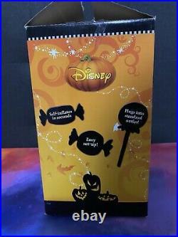Disney Halloween Mickey Mouse Pumpkin Inflatable Airblown RARE
