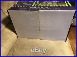 Gemmy 9 Ft. Air Blown Inflatable Living Projection Beetlejuice Tombstone NIB