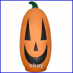 Gemmy Halloween 12 FT Giant Pumpkin Airblown Inflatable Jack o Lantern NIB