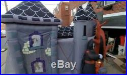 Gemmy Haunted House Inflatable Halloween 2007