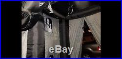 Gemmy Inflatable Haunted House 2007 Rare