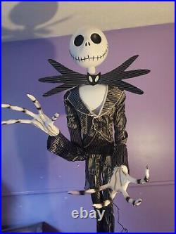 Gemmy/Spirit Halloween 2018 Jack Skellington READ DESC