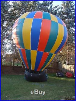 Giant Cold Air Outdoor Advertising Inflatable Balloon