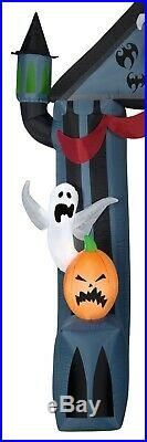 Halloween Airblown 9 Ft Nightmare Before Christmas Archway Self Inflates Outdoor