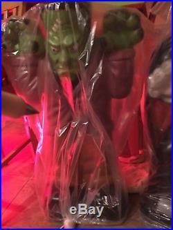 Halloween- Frankenstein Blow Mold-General Foam-App. 36 Ht. With Cord