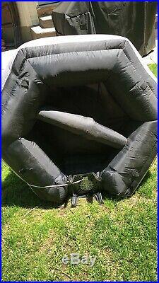 Halloween Inflatable 6ft Demon Tower
