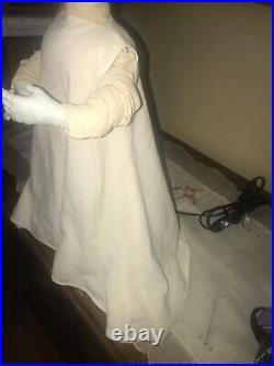 Halloween telco motionette 21 inch Bride of Frankenstein
