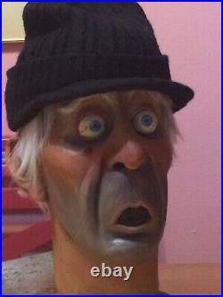 Haunted Mansion Caretaker Head Prop, ! D23, Disneyland, Disneyworld