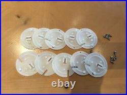 New General Foam Replacement MB48 Medium Base Blowmold light cord (10 pack)