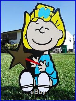 Peanuts Gang Halloween Holiday Combo Yard Lawn Art Decorations