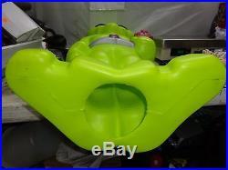 RARE Vintage General Foam Plastics 36 Doomsday Alien Halloween Blow Mold NICE