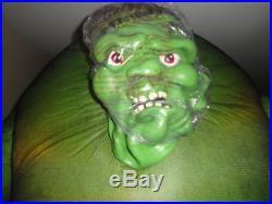 Rare Halloween Inflatable Frankestein Monster Open Box Item Yard Decoration