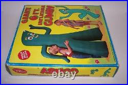 Vintage Giant 6FT Inflatable Gumby No. 7368 Unused Lewco Co 1986 Imperial Toy Co