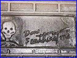 Vintage Halloween 24 Union Don Featherstone Haunted House Lighted Blow Mold