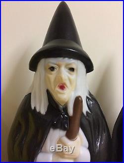 Vintage Halloween Blomold Lot L@@K! Pickup Only